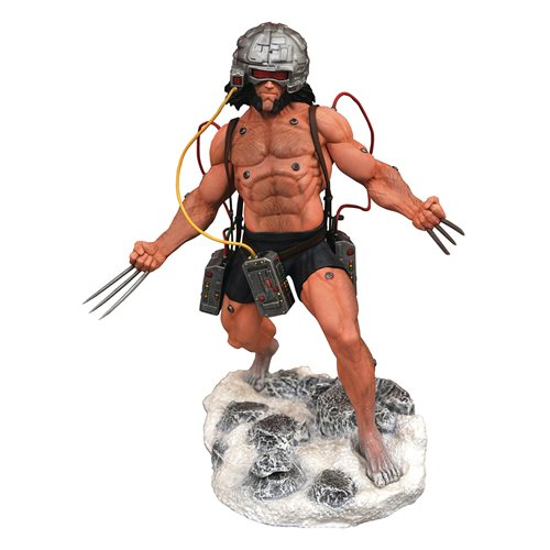 MARVEL COMIC GALLERY WOLVERINE WEAPON X STATUE 1