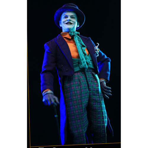 BATMAN 1989 JOKER THE LAUGHING MAN JACK NICHOLSON 1/6 SCALE FIGURE 1