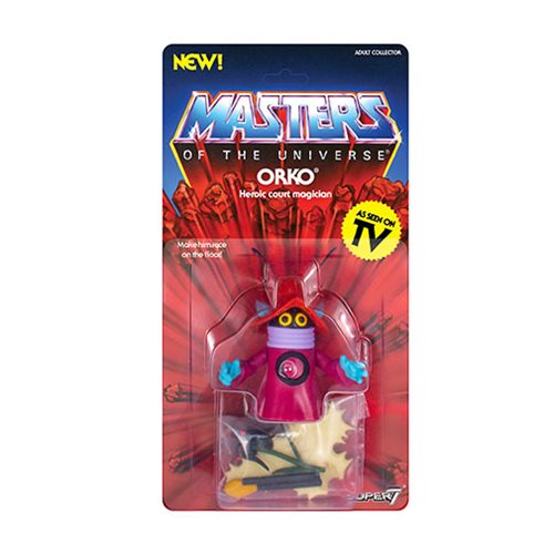 HE-MAN MASTERS OF THE UNIVERSE VINTAGE ORCO 5 1/2 INCH FIGURE 1